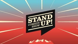 STAND UP! Comedy Show Bernhard Theater Zürich Tickets