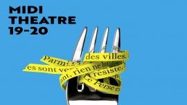Midi-Théâtre Brasserie de l'Inter Porrentruy Tickets