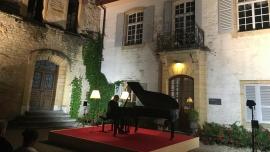 Sommernachtskonzert: Reicha/ Haas/ Bartholdy Park Hotel Schloss Münchenwiler Biglietti