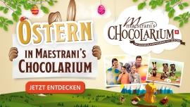 Ostern in Maestrani's Chocolarium Maestrani's Chocolarium Flawil bei St. Gallen Biglietti