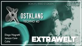 Ostklang - Extrawelt Live Ostklang St.Gallen Billets