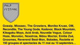 PALP Festival 2019 Diverse Locations Diverse Orte Tickets