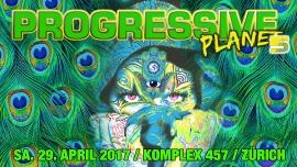 Progressive Planet 5 Komplex 457 Zürich Tickets