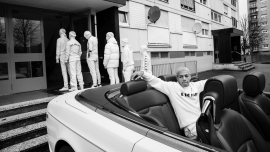 Larry [rap, trap] Post Tenebras Rock - L'Usine Genève Biglietti