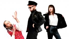 Shantel & Bucovina Club Orkestar Espace culturel le Nouveau Monde Fribourg Tickets