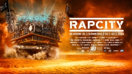 Rap City Komplex 457 Zürich Tickets