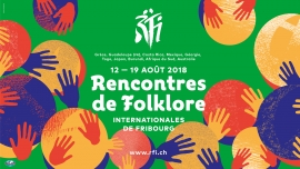 Rencontres de Folklore Internationales Fribourg Several locations Several cities Tickets