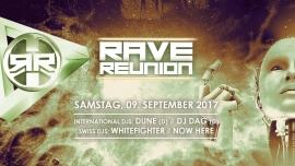 Rave Reunion Alte Kaserne Zürich Biglietti