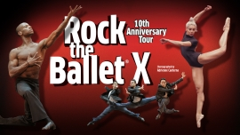 Rock the Ballet X MAAG Halle Zürich Tickets