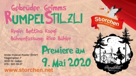 Rumpelstilzli Kinder.musical.theater Storchen St.Gallen Billets