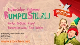 Rumpelstilzli Kinder.musical.theater Storchen St.Gallen Tickets