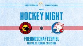 SC Bern - ZSC Lions Kunsteisbahn Oberwynental Reinach Billets