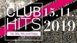 Club-Hits - 70s, 80s, 90s until Today Hotel Murten Murten Billets