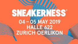 Sneakerness 2019 Halle 622 Zürich Billets