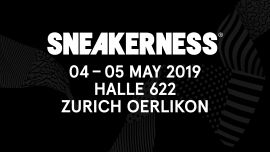 Sneakerness 2019 Maag EventHall Zürich Tickets