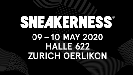 Sneakerness Zürich 2020 Halle 622 Zürich Tickets