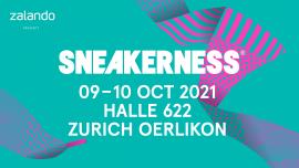 Sneakerness Zürich 2021 Halle 622 Zürich Biglietti