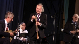 The Sammy Rimington International Band Salzhaus Brugg Tickets