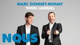 Marc Donnet-Monay & Yann Lambiel DAS ZELT Genève Biglietti