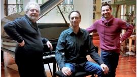 Richard Pizzorno Trio La Spirale Fribourg Tickets