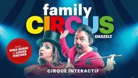 Family Circus DAS ZELT Sion Biglietti