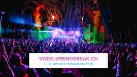 Swiss Springbreak Kanegra Umag Biglietti