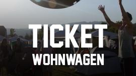 Ticket Wohnwagen FR / SA Römerareal Orpund (Biel/Bienne) Billets