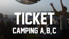 Ticket Camping A, B, C FR / SA Römerareal Orpund (Biel/Bienne) Billets