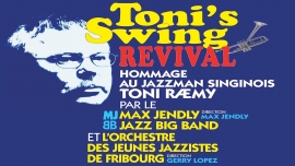 Toni's Swing Revival Podium Düdingen Tickets