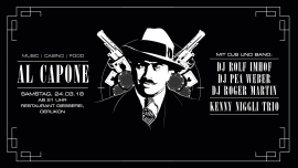 Al Capone Party Giesserei Oerlikon Zürich Billets