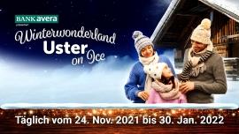 Winterwonderland - Uster on Ice Zeughausareal Uster Billets
