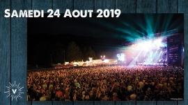 Samedi 24.08.2019 Venoge Festival Penthalaz Tickets