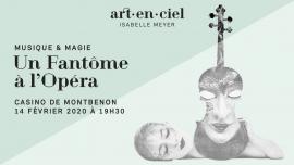 Un Fantôme à l'Opéra Casino de Montbenon Lausanne Tickets