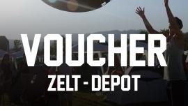 Voucher Zelt-Depot FR / SA Römerareal Orpund (Biel/Bienne) Billets