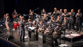 ETH Big Band Musikklub Mehrspur Zürich Billets