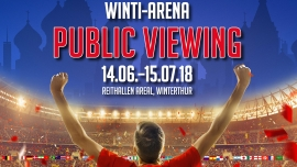 WM 2018 - Winti-Arena Reithallen Areal Winterthur Tickets