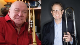 Warren Vaché Trio feat. Bill Allred Marians Jazzroom Bern Billets