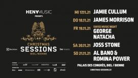 Christmas Sessions Kongresshaus Biel Tickets