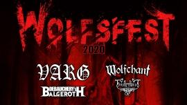 Wolfsfest 2020 Z7 Pratteln Tickets