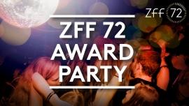 ZFF 72 Award Party FOLIUM Zürich Billets