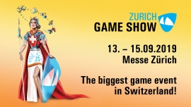 Zurich Game Show 2019 Messe Zürich Zürich Tickets