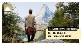 Zermatt Unplugged Summer Weekends Unplugged Zermatt Tickets