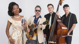 Tammi Savoy and The Chris Casello Combo Atlantis Basel Tickets
