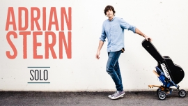 Adrian Stern Solo Kulturhotel Guggenheim Liestal Tickets