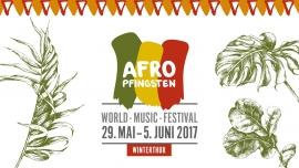 Afro-Pfingsten Alte Kaserne Kulturzentrum Winterthur Tickets