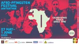 Afro-Pfingsten 2020 Grosse Reithalle Winterthur Tickets
