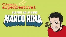 Marco Rima Clientis Alpenfestival Wernetshausen Billets