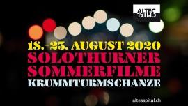 Solothurner Sommerfilme Krummturmschanze Solothurn Tickets