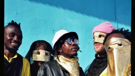 Kokoko! (RDC) + Ayo Wa (CH) Amalgame Yverdon-les-Bains Billets