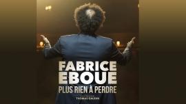 Fabrice Eboue Théâtre de la Madeleine Genève Tickets